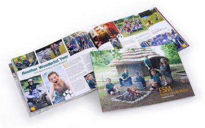 2015 Forres Sandle Manor School Magazine