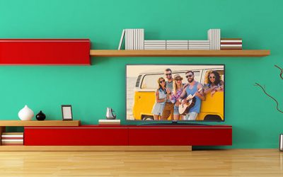Photography for the new range of Linsar TVs