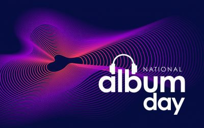 National Album Day announced today – logo and brand guidelines designed by creativebyte