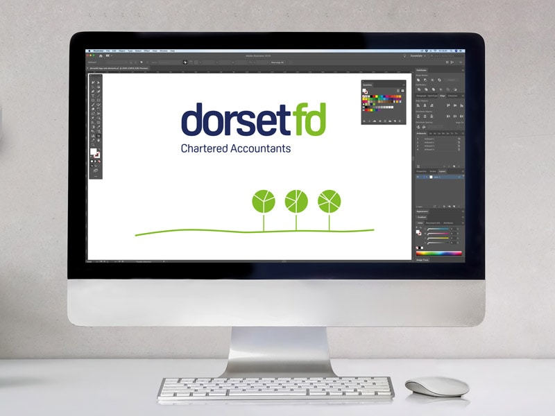 Dorset  FD Branding and Website