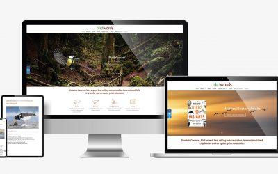 Birdwords Website