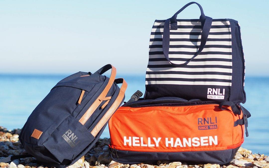 RNLI Helly Hansen Bag Photography