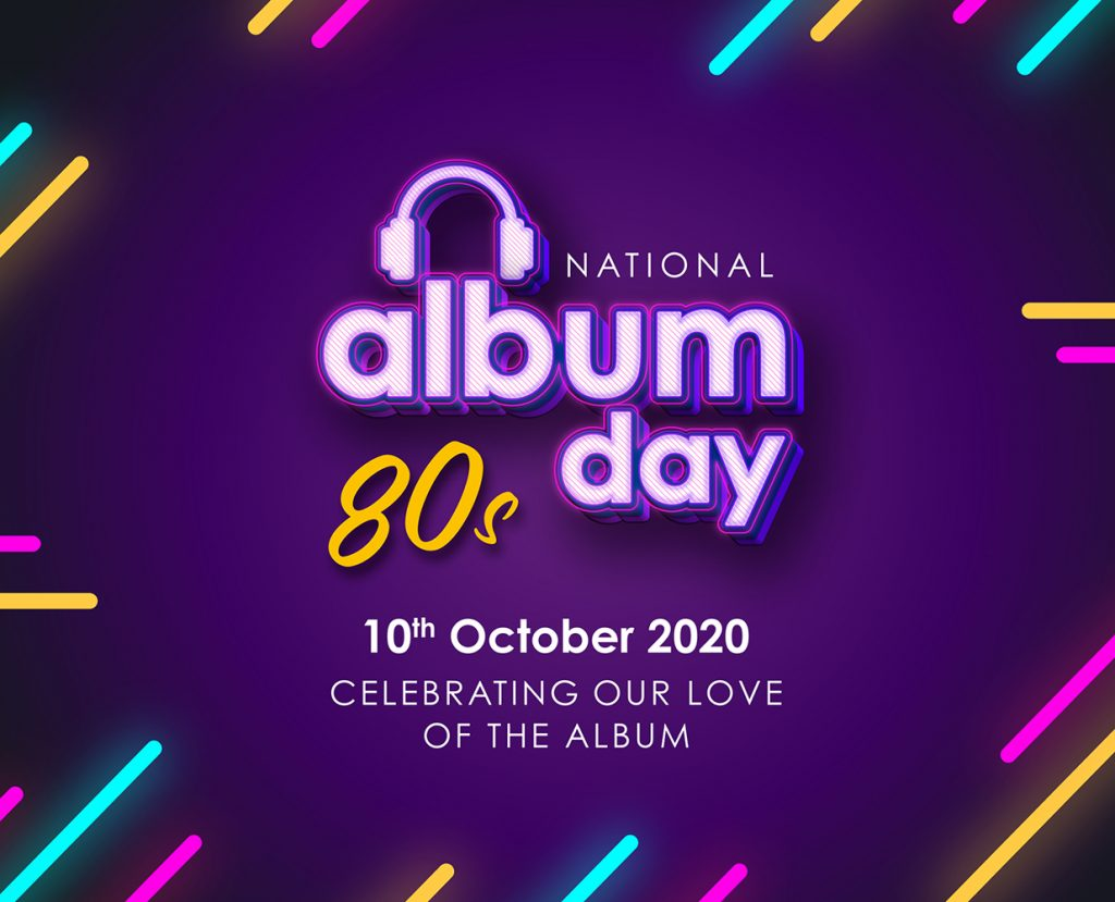 National album day 2020 brand and logo